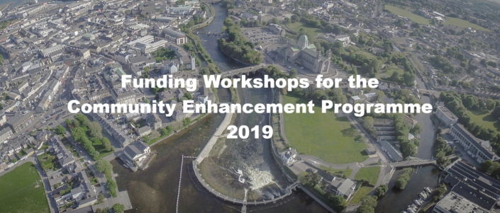 Funding Workshops for the Community Enhancement Programme 2019