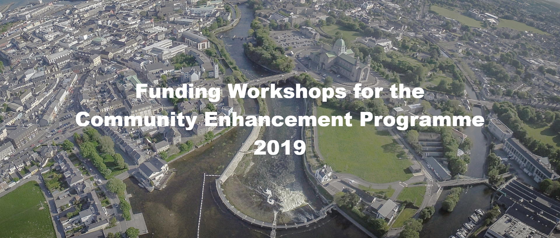 Funding Workshops for the Community Enhancement Programme