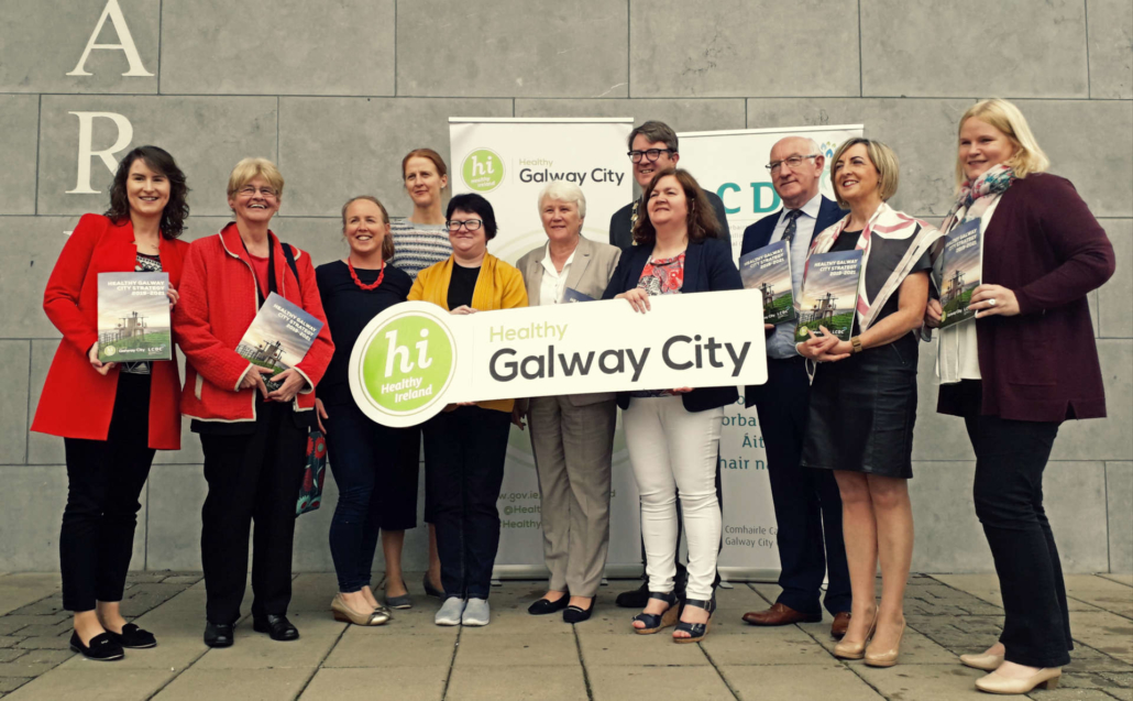 Launch of of Healthy Galway City Strategy 2019-2021