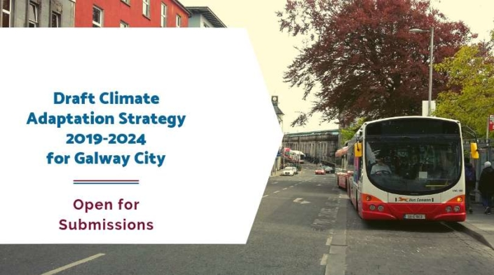 Draft Climate Adaptation Strategy 2019- 2024 for Galway City