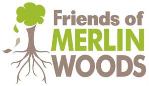 Friends of Merlin Woods logo