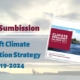GCCN Submission on Climate Adaptation Strategy