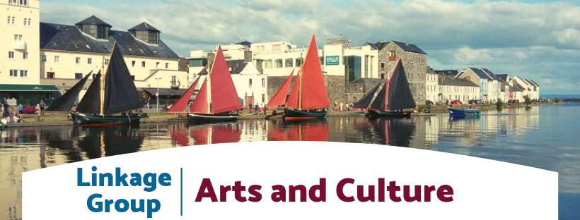 Arts and Culture Linkage Group Header