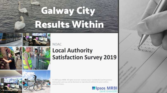 NOAC Local Authority Satisfaction Survey 2019: Galway City Results Within